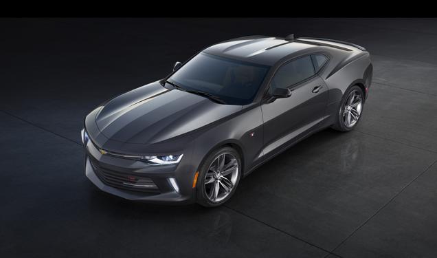 Chevrolet introduceert nieuwe Camaro