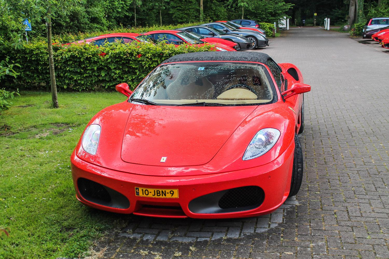 Event: Ferrarichat Deil Meeting 2015