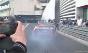 Movie: Ferrari F40 is going completely crazy in Monaco