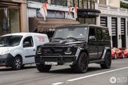 Brabus G 63 AMG B63-620 is the ultimate badboy car