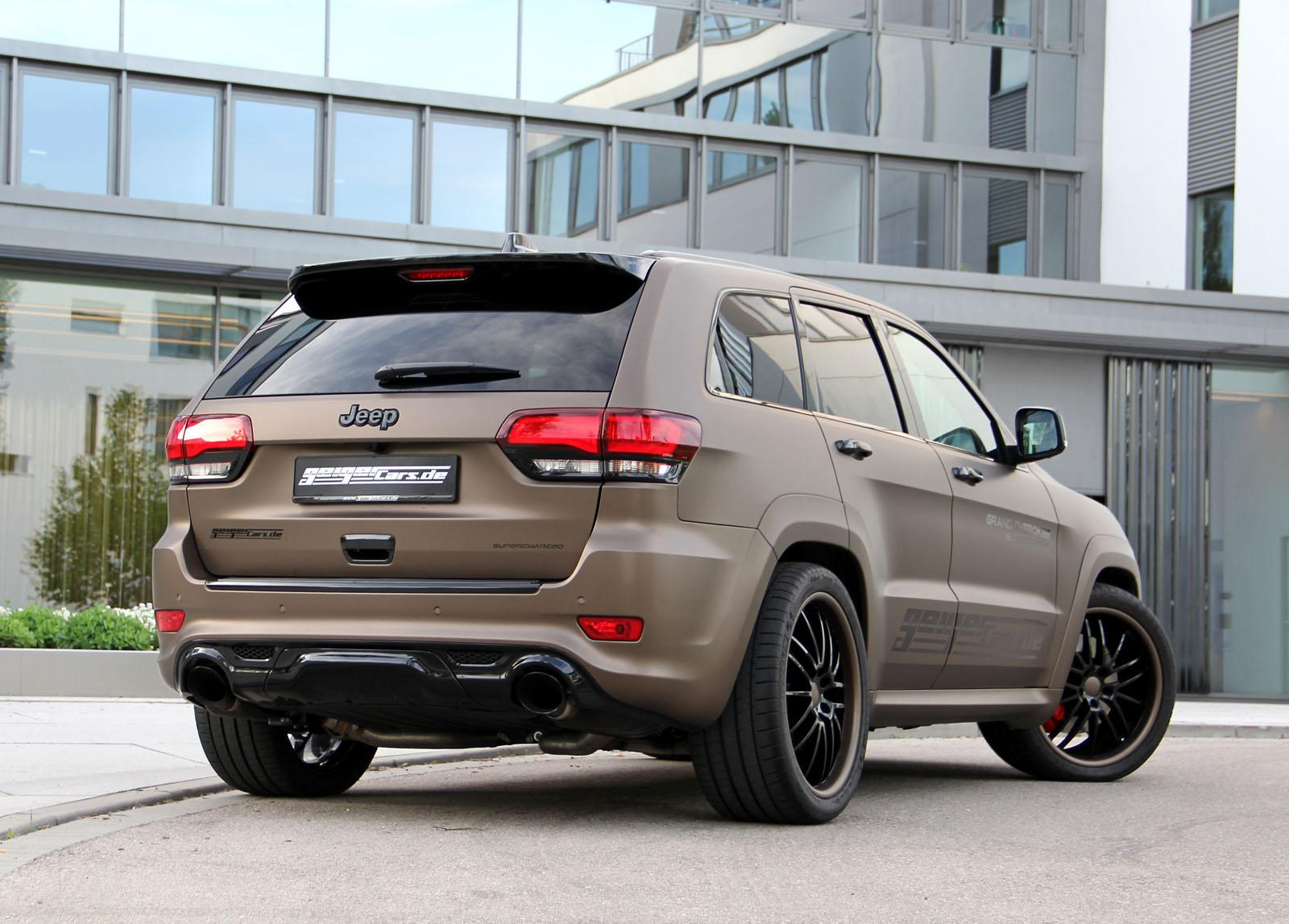 breathtaking, 708 hp in a jeep grand cherokee srt8