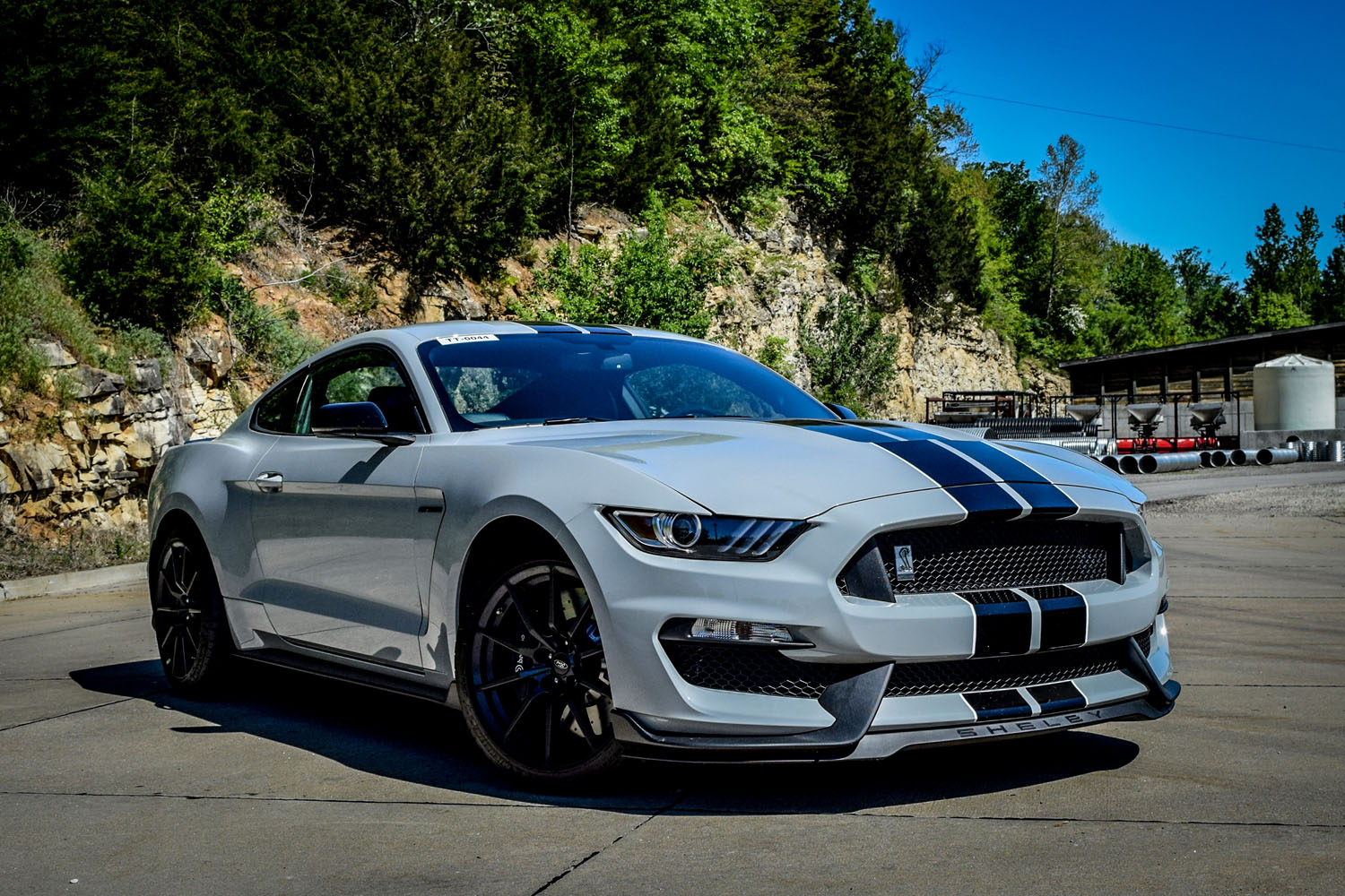 Best Mustang Color >> A day with the new Shelby Mustang GT350