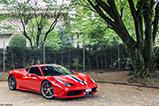 Fotoshoot: Ferrari 458 Speciale