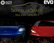 SupercarSafari & Autogespot team up as mediapartners