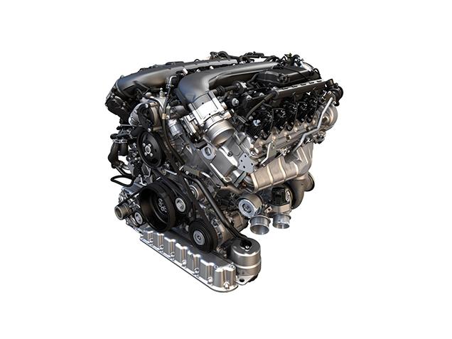 Volkswagen toont nieuwe W12 motor