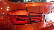 BMW M3 F80 gets a subtle facelift