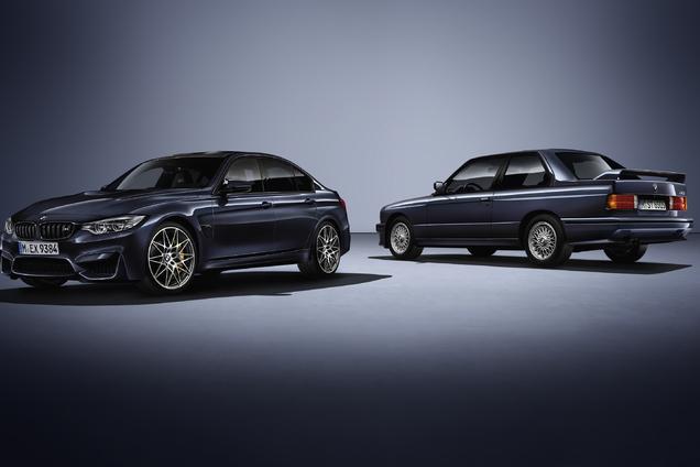 BMW M3 30 Jahre M3: alles Gute zum Geburtstag!