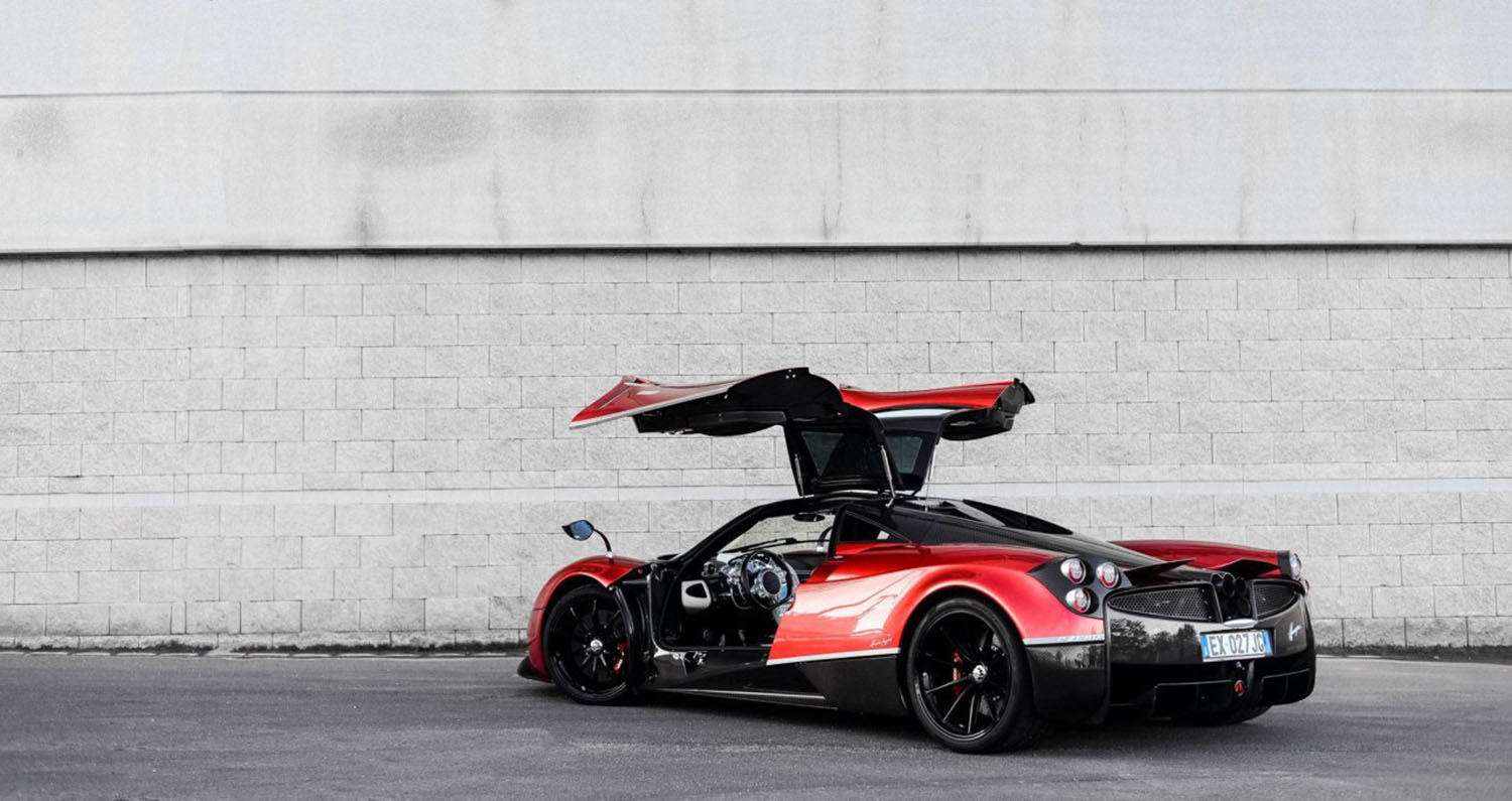 Make Your Pagani Huayra Faster With The Pacchetto Tempesta