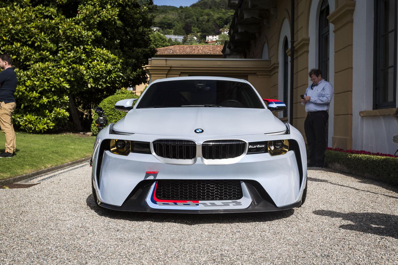 Villa d'Este 2016: BMW 2002 Hommage