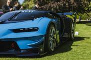 Villa d'Este 2016: Bugatti Vision Gran Turismo