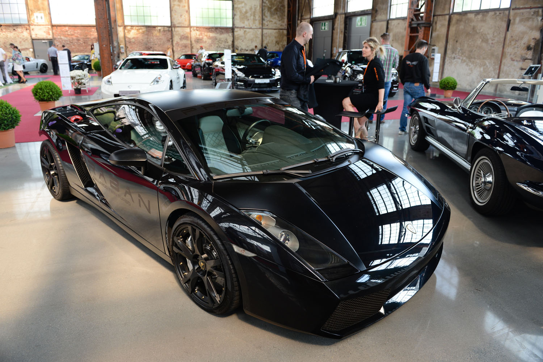 Event: Cabrio & Sportscars Salon Düsseldorf