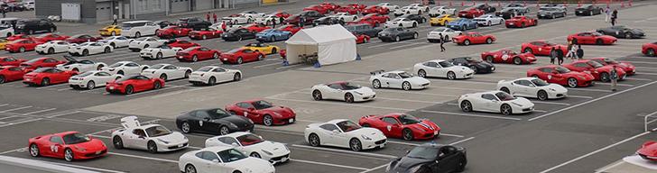 Ferrari Experience of Fuji Speedway