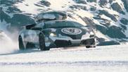 Film: Jon Olson fait du ski en Lamborghini