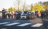Fotoverslag: Gumball 3000 in Luxemburg