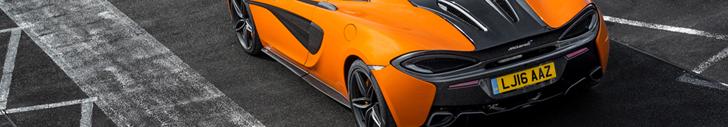 Driven: McLaren 570S