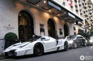 Always impressive: Ferrari Gemballa MIG-U1