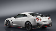 Nissan shows off with the new Nismo GT-R on the Nürburgring