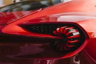 Villa d'Este 2016: Aston Martin Vanquish Concept