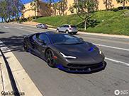 Topspot: Lamborghini Centenario LP770-4