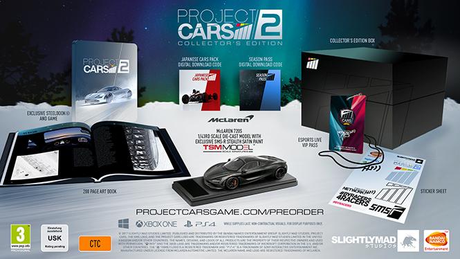 Project Cars 2 wordt ultieme game voor autoliefhebber