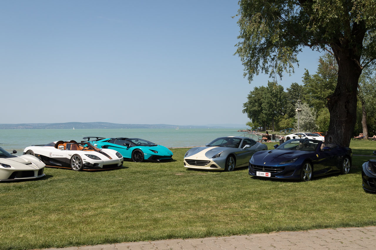 Evenement: Cars and Coffee Hungary