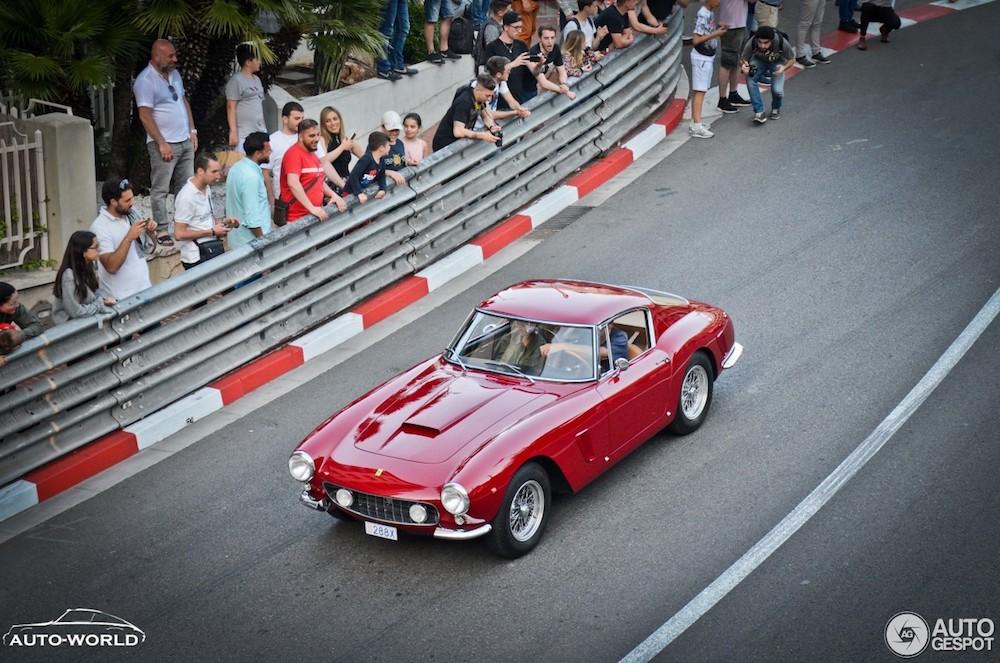 Klassiekergespot: Ferrari 250 GT SWB Berlinetta