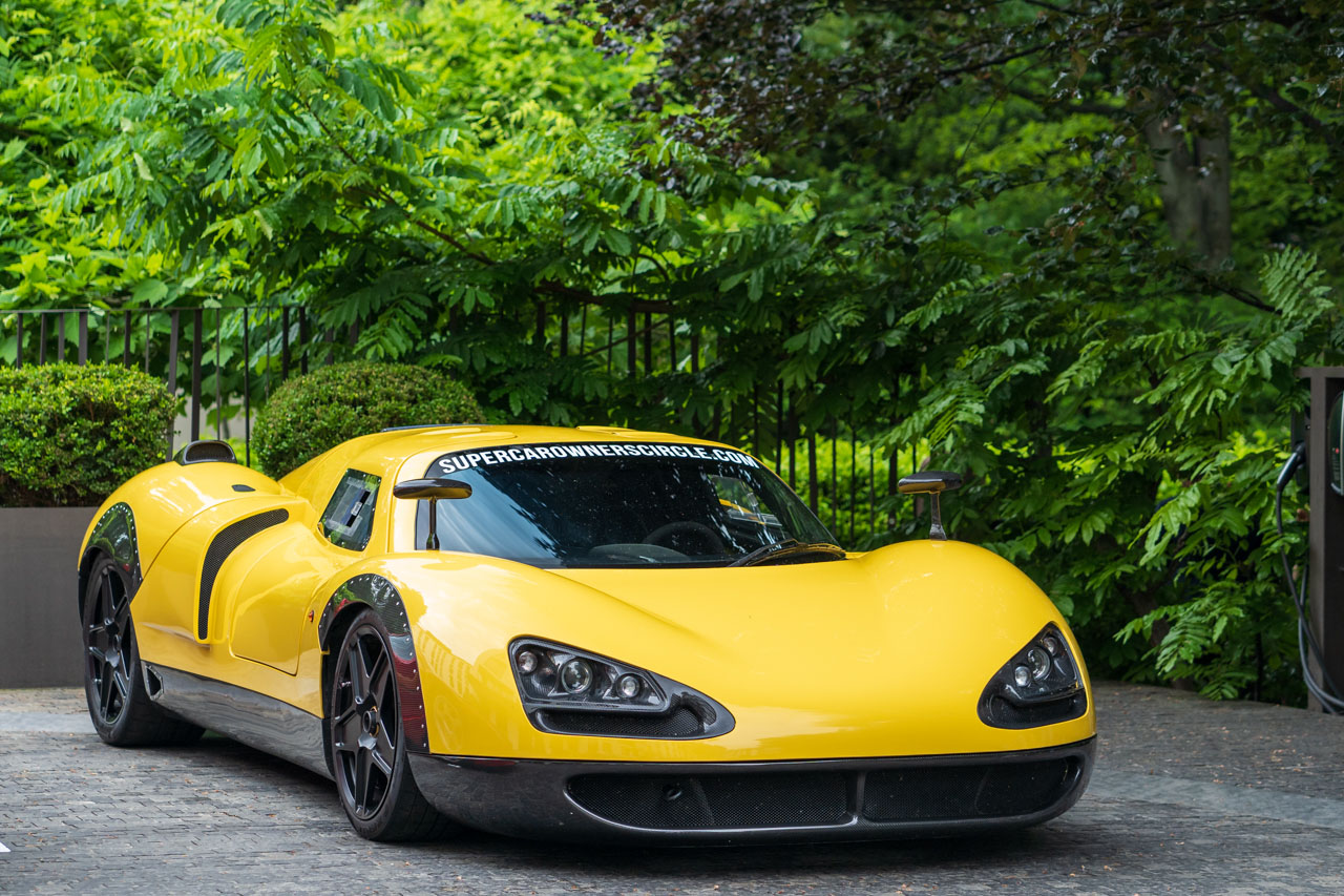 Event: Supercar Owners Circle Milan 2018