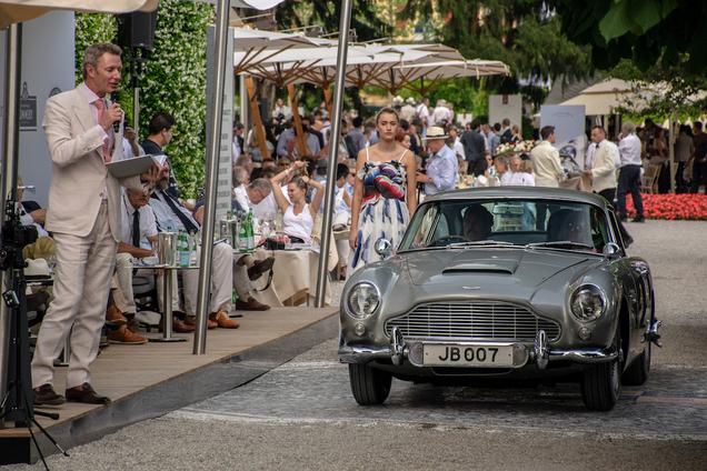Concorso d'Eleganza Villa d'Este 2018 in tekst en beeld