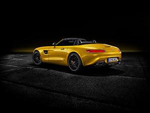 De facelift voor AMG GT S Roadster is er nu ook
