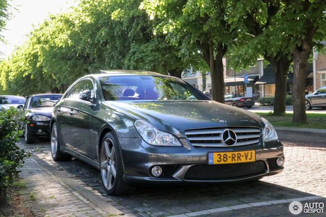 Heeft de Mercedes-Benz CLS 55 AMG de tand des tijds doorstaan?