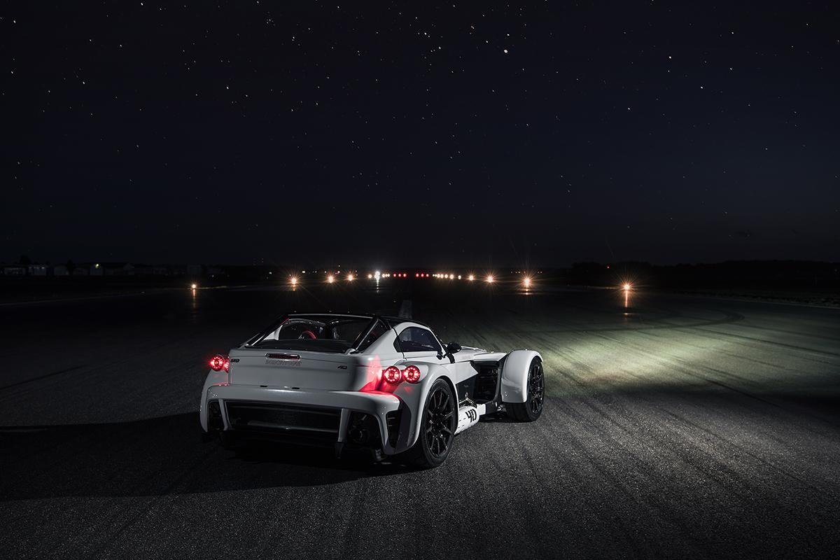 Donkervoort viert 40-jarig jubileum met introductie van D8 GTO-40