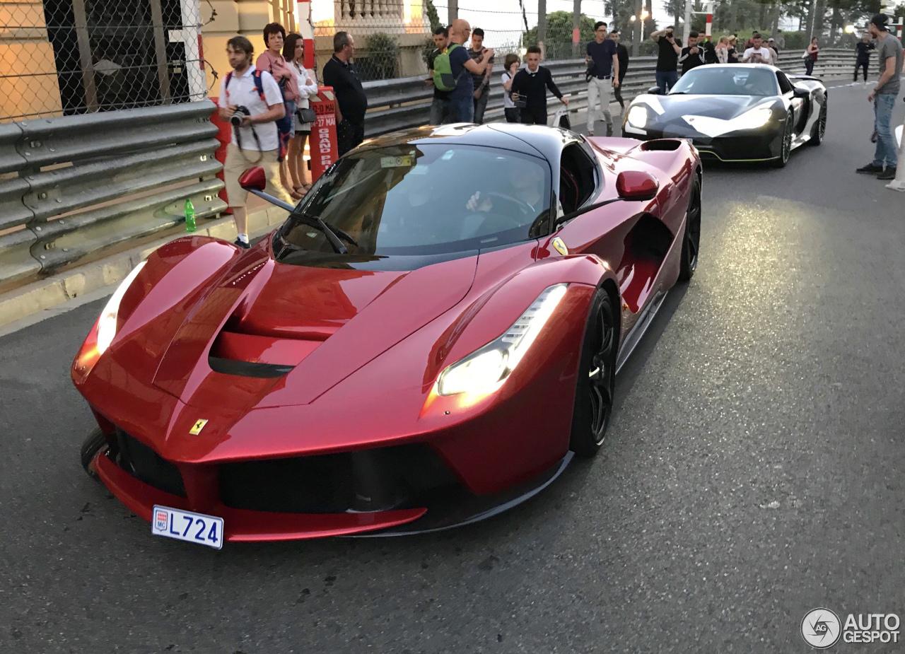 Lekker duo gespot in Monaco