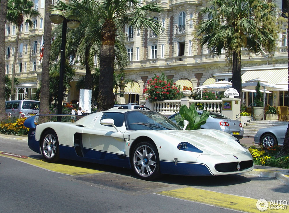 This MC12 was spotted 13 years ago!