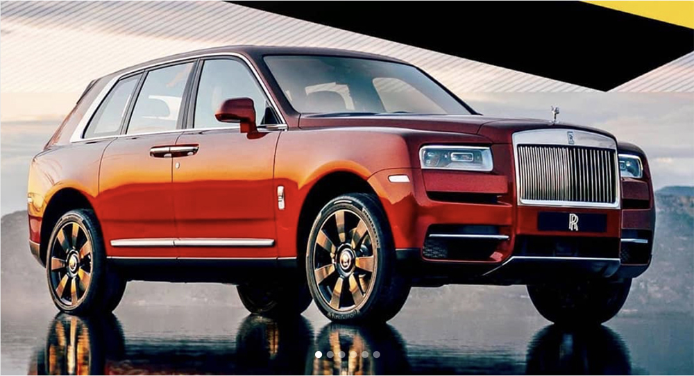 First preview: Rolls-Royce Cullinan