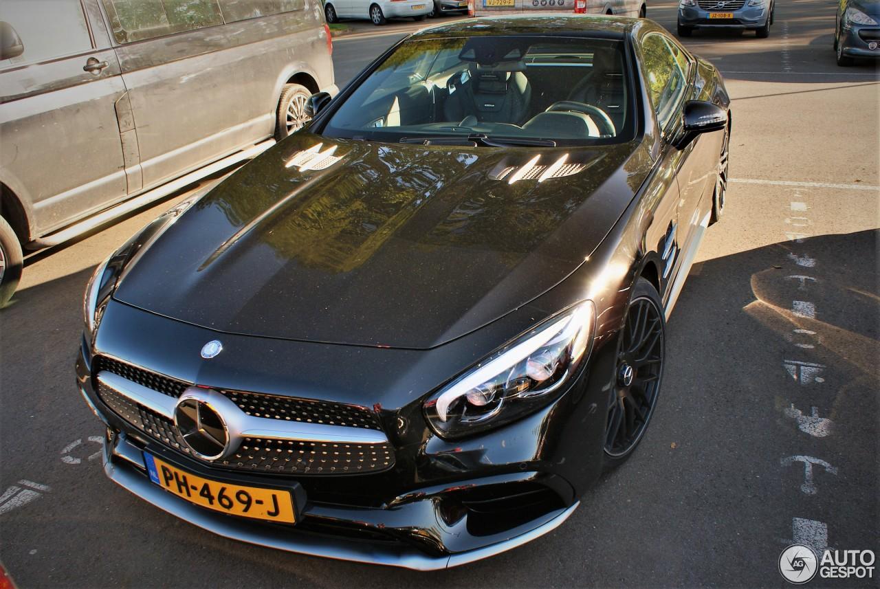 Deze Mercedes-AMG is pas echt exclusief