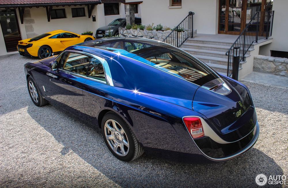 Top Spot: Rolls-Royce Sweptail