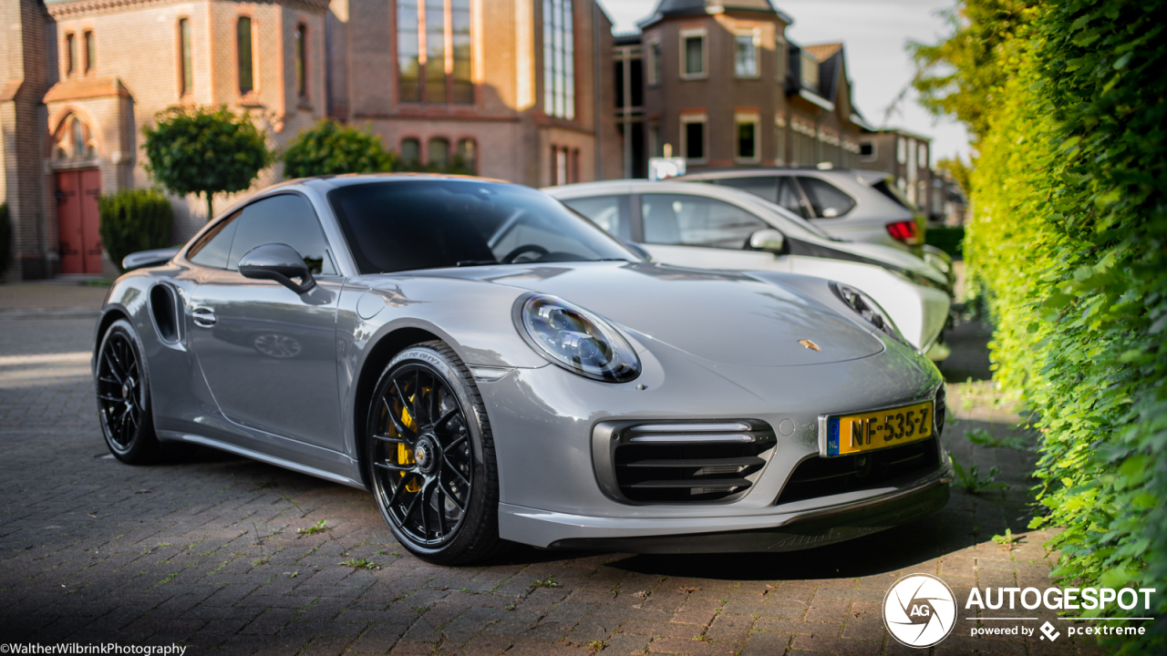 Porsche 991 Turbo S heeft ander kontje gekregen