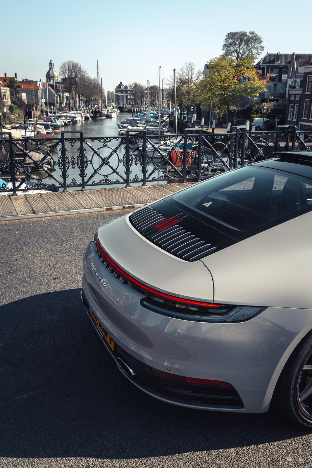 Gereden: Porsche 992 Carrera 4S