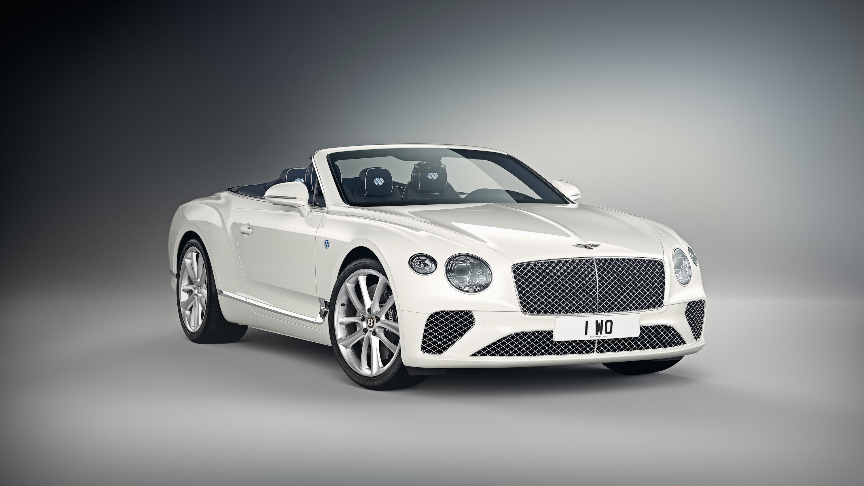 Bentley Mulliner onthult GTC Bavaria Edition
