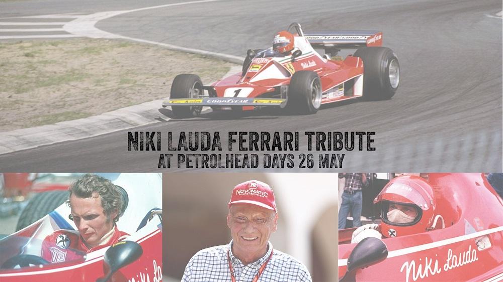 Warme oproep aan Ferrari eigenaars: eerbetoon Niki Lauda