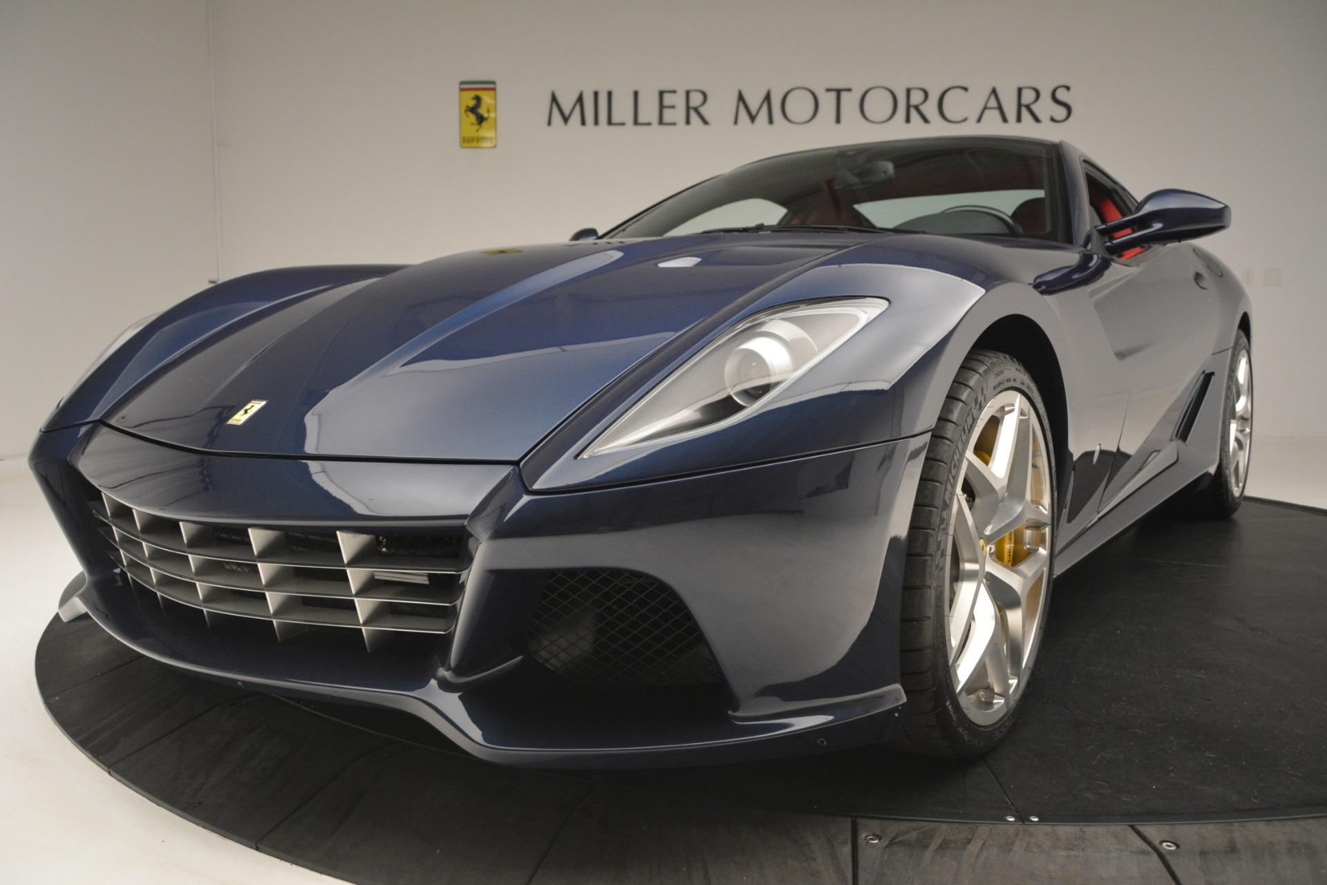 Te koop: Bijzondere one of Ferrari 599 GTB Fiorano!
