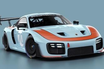 Welke historische livery past het best op de nieuwe Porsche 935?