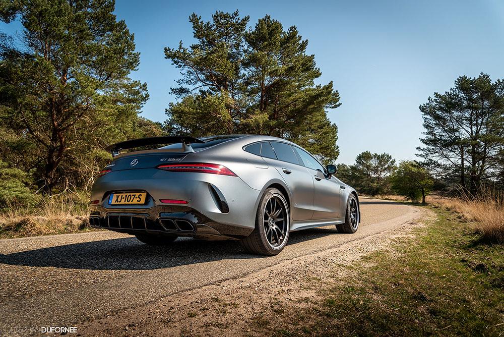 Gereden: Mercedes-AMG GT 63 S