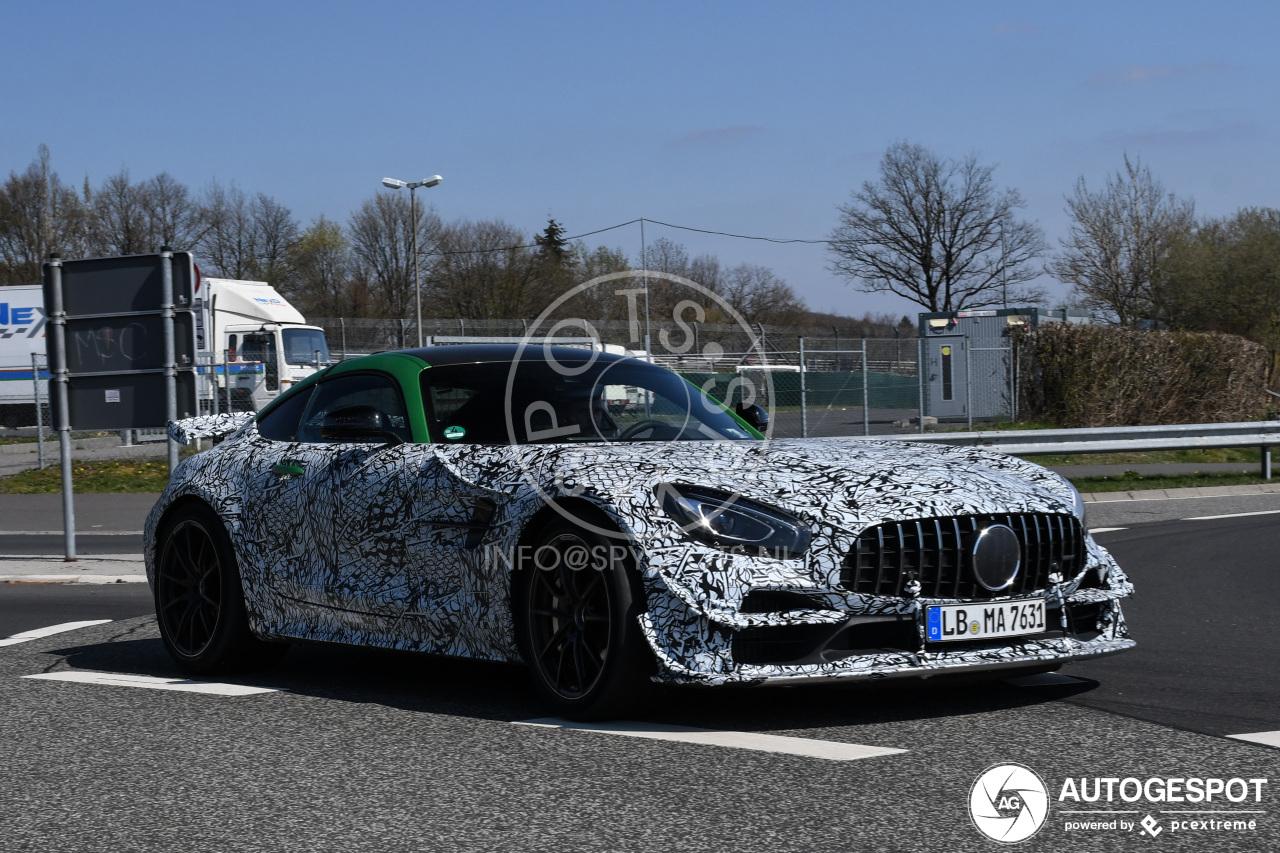 Dit gaat de bruutste Mercedes-AMG GT R worden