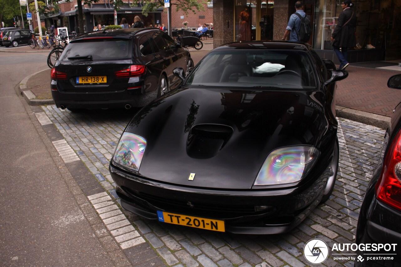 Zijn oudere Ferrari's stiekem niet veel mooier dan al het nieuwe spul?