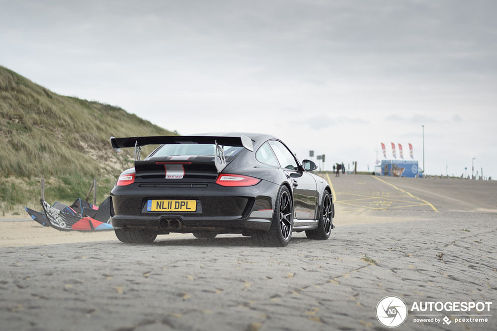 Gespot: de meest begeerlijke Porsche GT3 RS ooit?