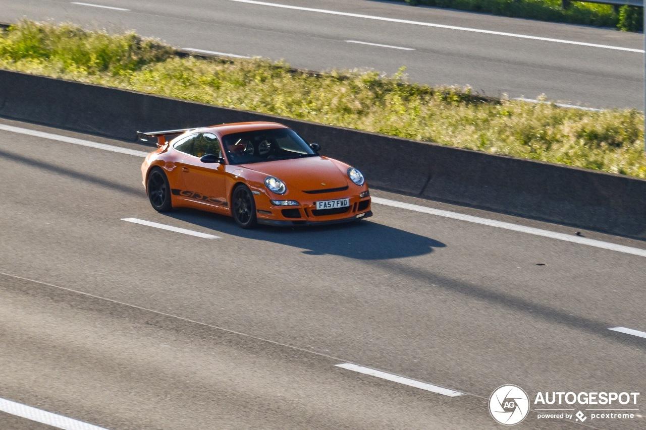 Porsche 997 GT3 RS blijft ontzettend begeerlijk