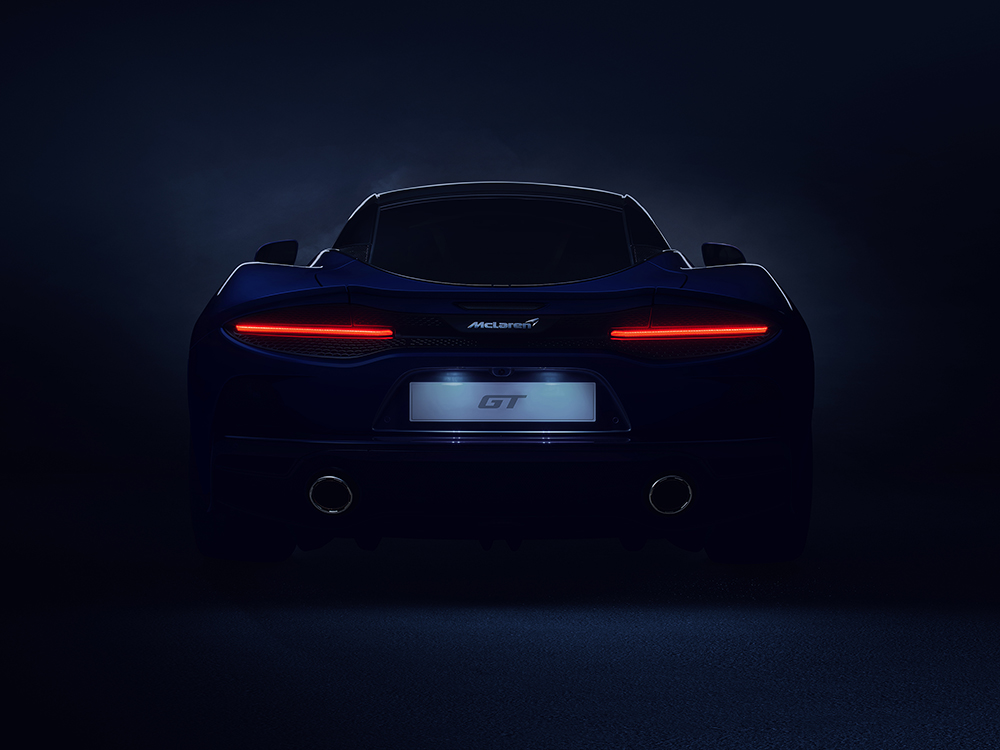 McLaren GT klaar om de wereld over te nemen