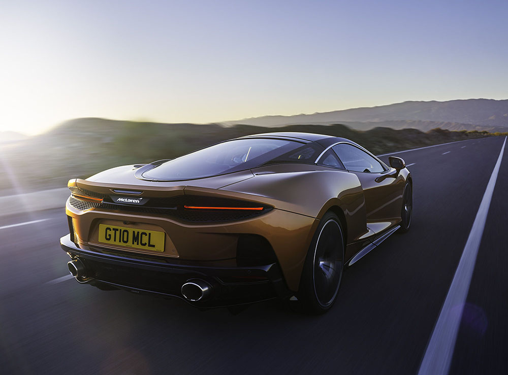 De nieuwe McLaren GT: Superlight Grand Touring