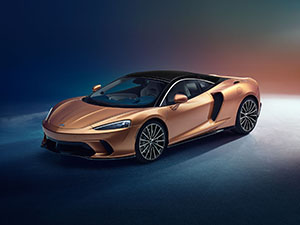 New McLaren GT: Superlight Grand Touring